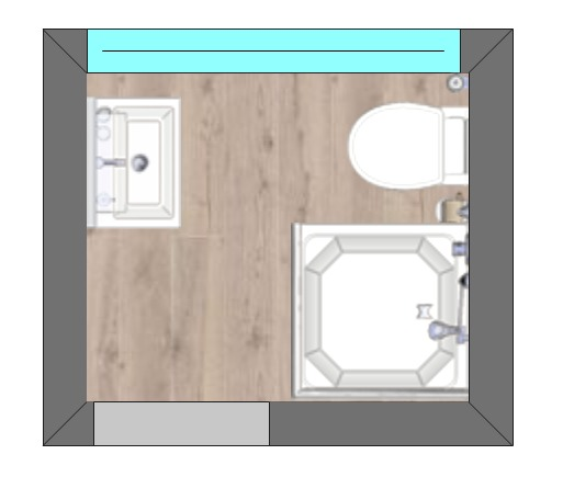 Kleine badkamer indelen de ideale indeling bij het inrichten van de badkamer kleine badkamer - Idee amenagement zolder klein volume ...